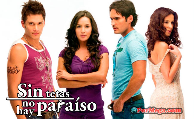 Sin Senos No Hay Paraíso 2009 Mega Online 167 167 Novelas Por Mega